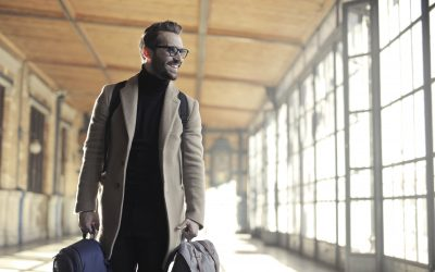 6 tips to increase your frequent business travellers' wellness